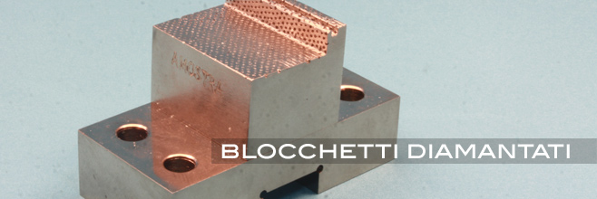 DiaWa - Blocchetti diamantati Truing Blocks